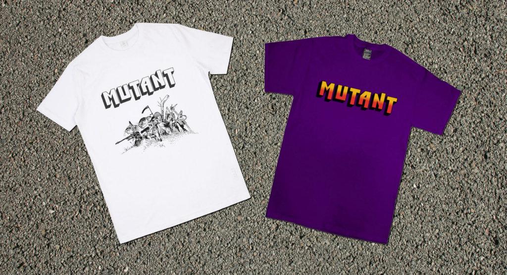 2 Mutant T-shirts