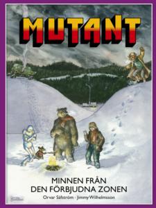 Förhandsboka boken om MUTANT