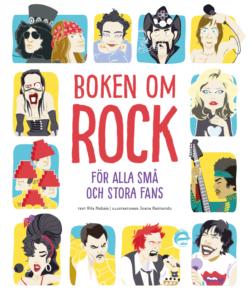 Boken om ROCK - för alla små och stora fans