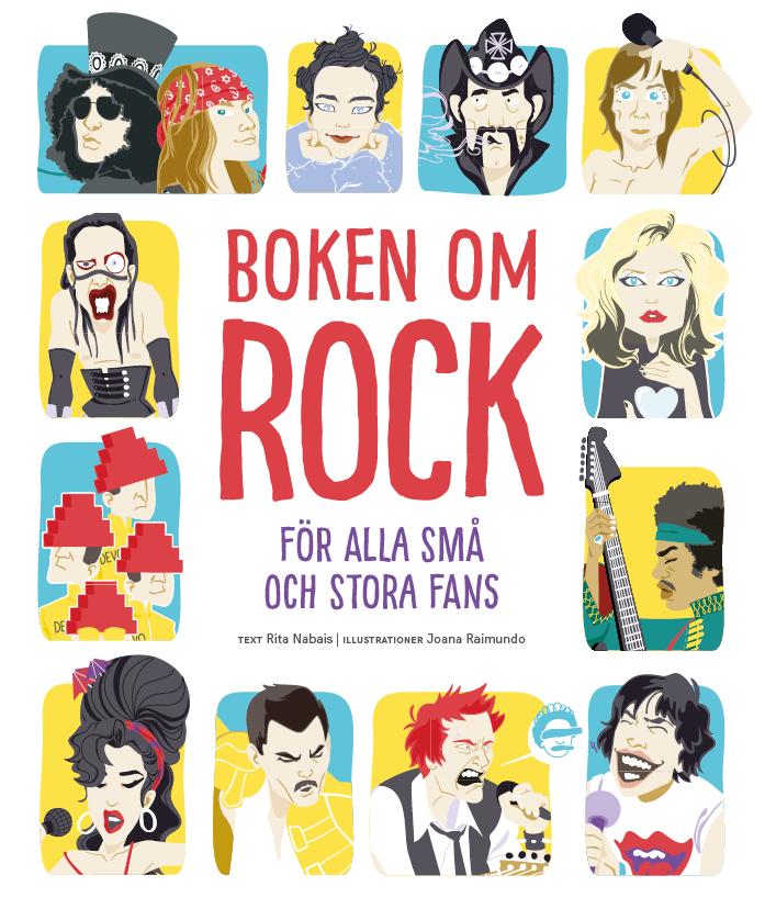 Förhandsboka boken om ROCK